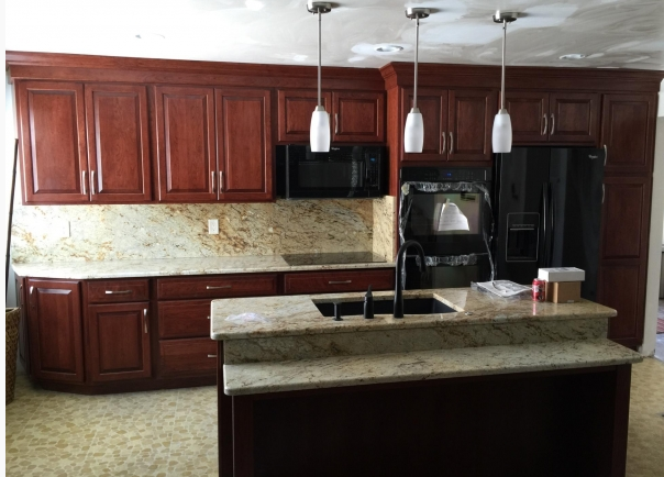 Kitchen Cabinets Sterling Heights MI